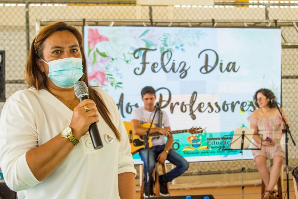 """""""Diálogo do Dia dos Professores"""""""
