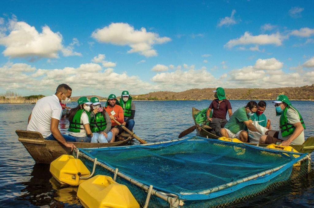 Prefeitura do Congo promove curso de introdução à piscicultura