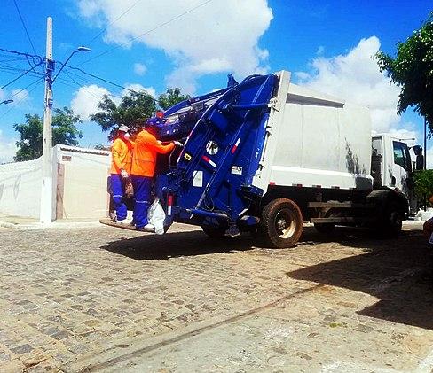 Novo serviço de coleta de lixo começa nesta terça-feira na cidade do Congo