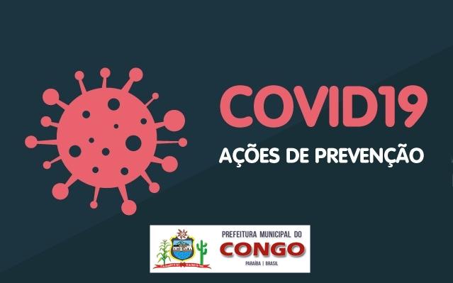 Secretaria de Saúde e Polícia Militar promovem ações para dispersar aglomerações durante o fim de semana no Congo